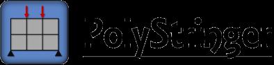 PolyStringer Full logo